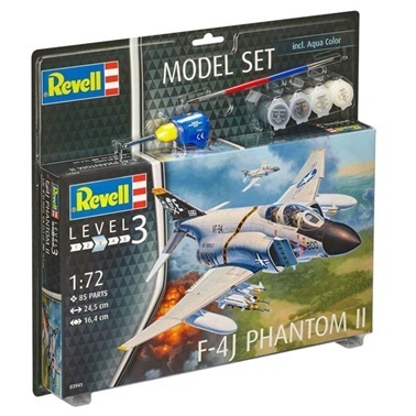 Revell Revell Model Set Phantom  Renkli
